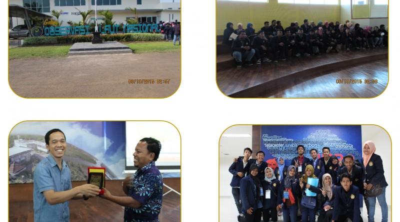 Studi Kenal Lapang 2015
