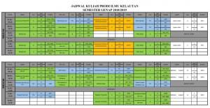 Jadwal IKL 1