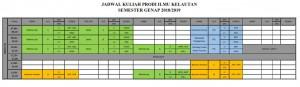 Jadwal IKL 2